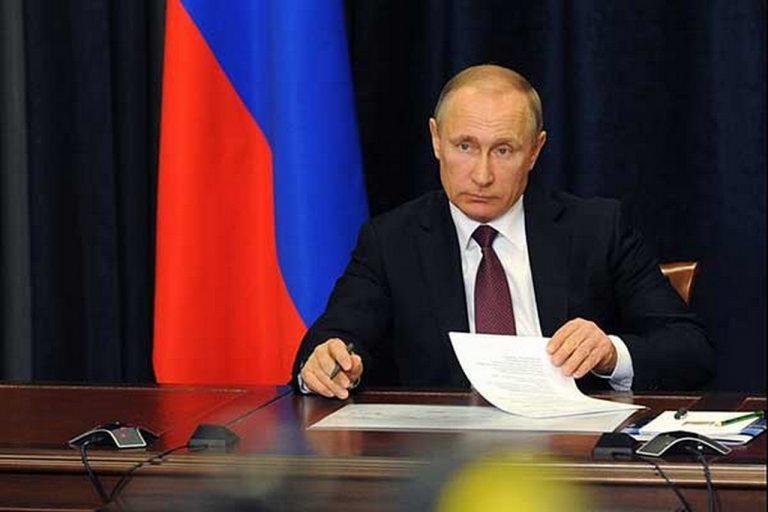 Почему Путин подписал указ о…