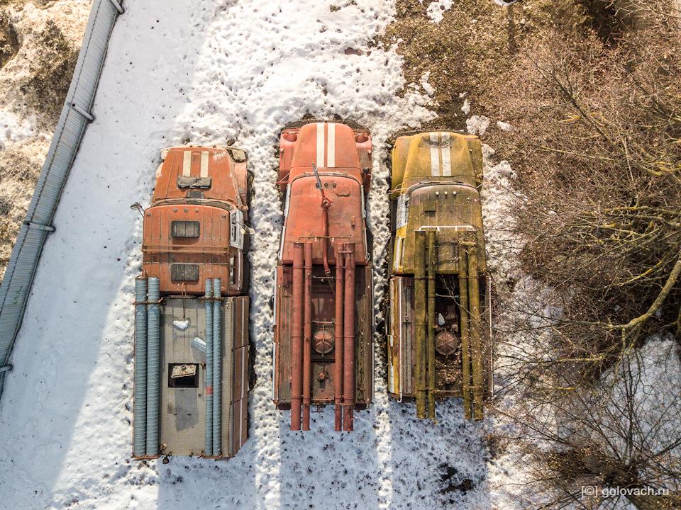 Три ничейные «пожарки» времён СССР