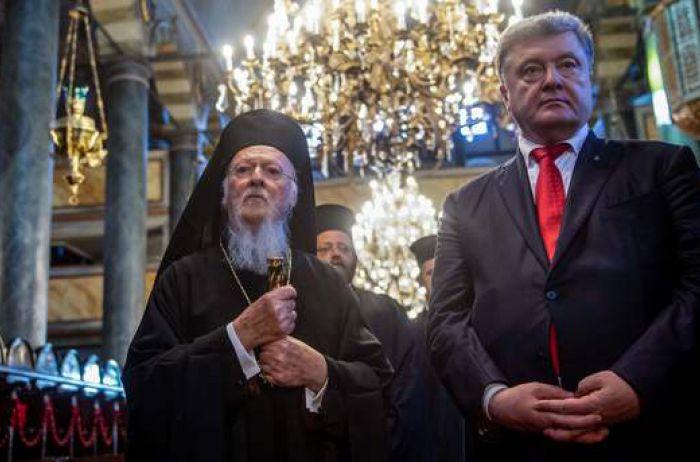 Патриарха Варфоломея могут признать еретиком