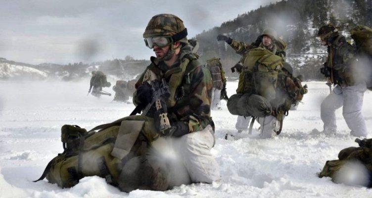 «Единый трезубец» дал сбой: солдаты НАТО замерзли в Норвегии и превратились в легкую мишень для России
