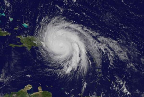 Ураган «Мария» оставил без электричества жителей Пуэрто-Рико