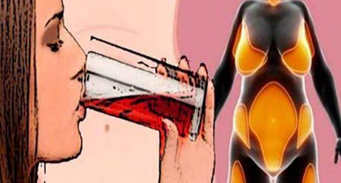Выпейте это в 7 вечера перед сном, чтобы в 7 утра избавиться от всех токсинов и жиров в вашем кишечнике!