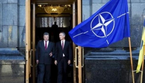 Вознесение Петра Порошенко и НАТО