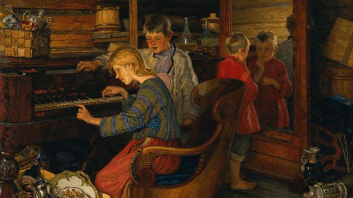 Какие композиторы первыми стали писать музыку о детях и для детей