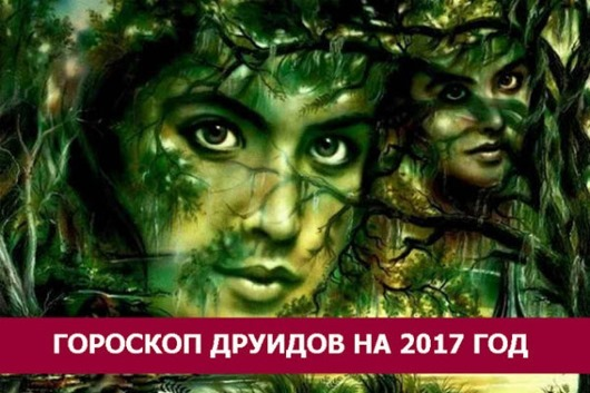 Предсказания от Друидов на 2017 год