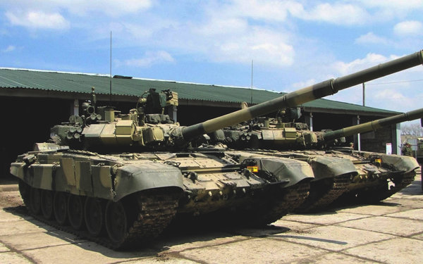 Иностранцы: о молниеносном перевооружении России