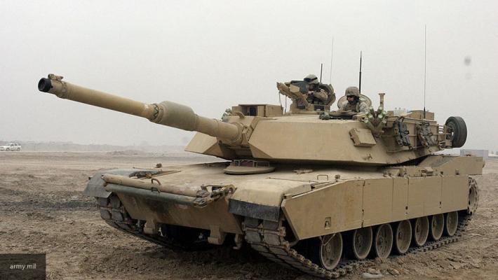 Новая защита для «Абрамсов»: российские Т-90 и «Арматы» не смогут пробить