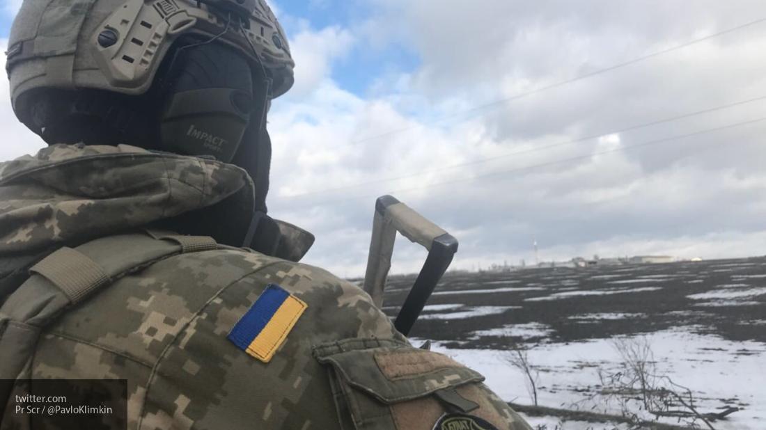 ДНР сообщила о взятии в плен диверсанта ВСУ в ходе ночного боя