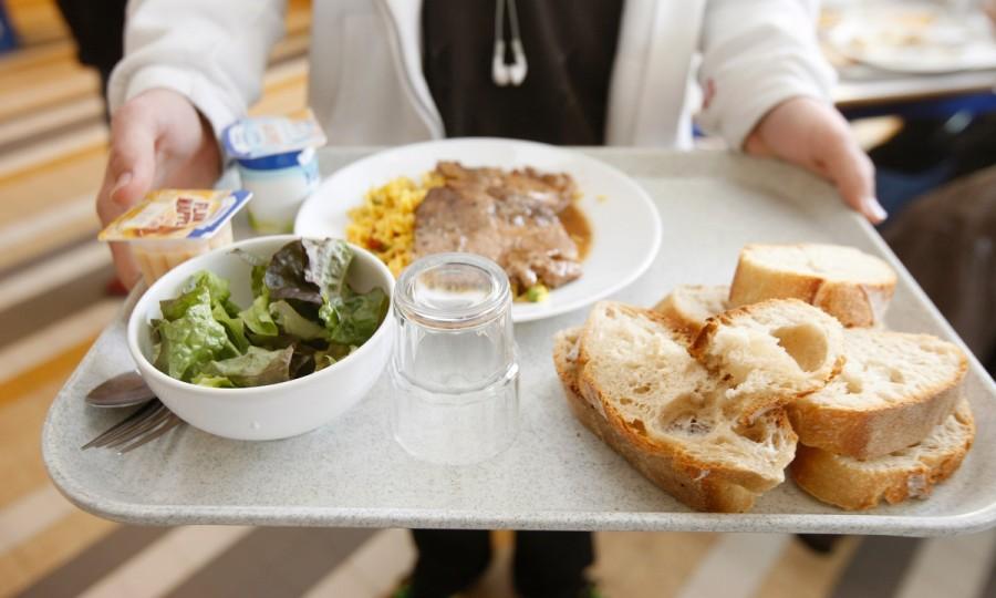 Школьный обед, который шокировал мир внешним видом