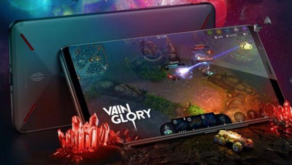 Игровой смартфон Nubia Red M…