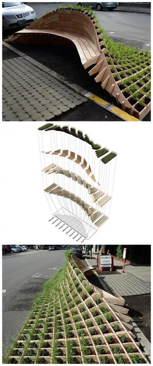 Искусство повсюду: невероятный креатив, который окружает нас