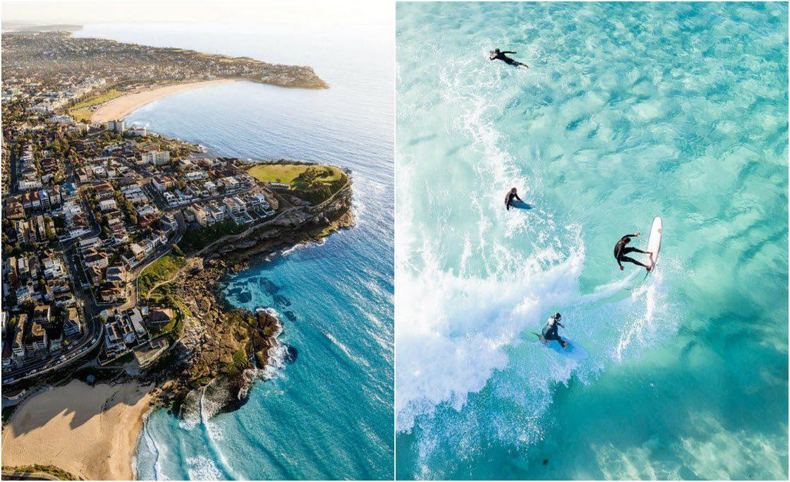 Австралия сверху