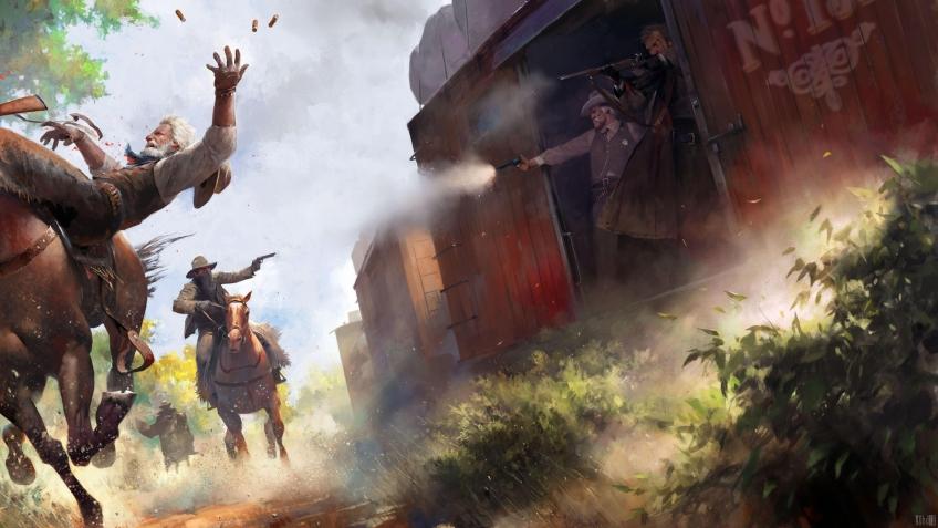 Wild West Online выходит в ранний доступ Steam