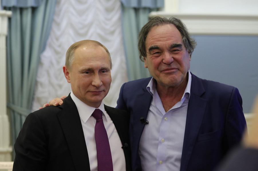 Путин рассказал о вмешательстве американцев в российские выборы