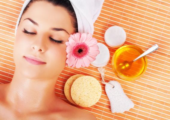 Маски для лица для сухой кожи с медом в домашних условиях
