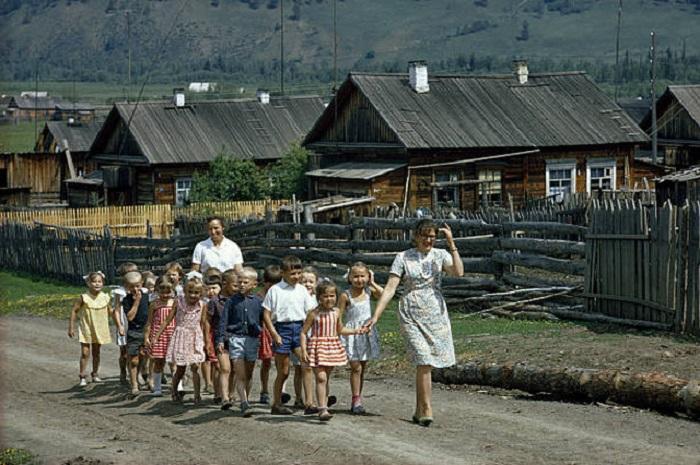 Американский фотограф побывал во всех 15 советских республиках, чтобы показать Западу жизнь в СССР