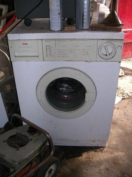 Что сделать из старой стиральной машины