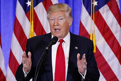 Трамп передаст свое состояние в траст
