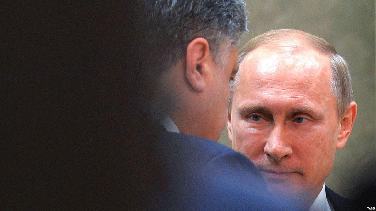 Доказательства вины Путина в…