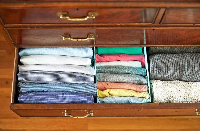 Секреты идеального порядка в шкафу