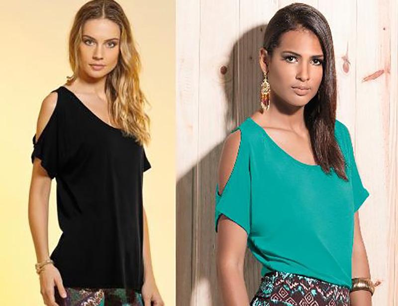 Открытые плечи: простой способ пошива самого трендового предмета гардероба этого сезона.
