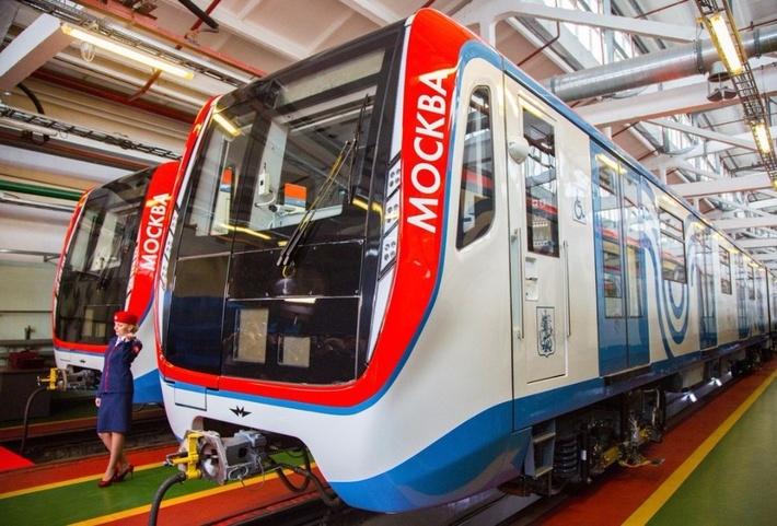 Два поезда «Москва» вышли на Таганско-Краснопресненскую линию московского метро
