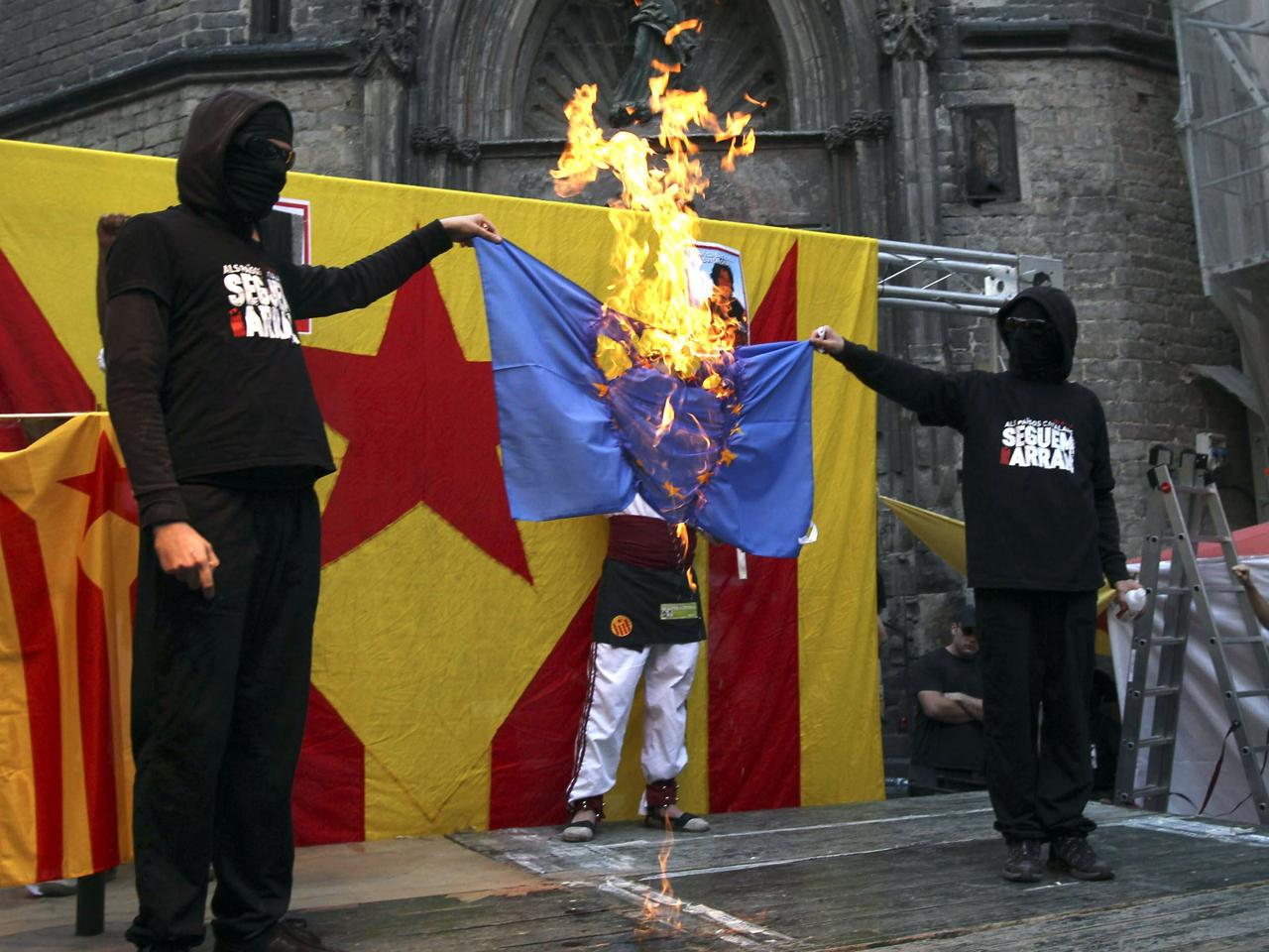 Призрак сепаратизма: чему Россию учит каталонская история. Платон Беседин