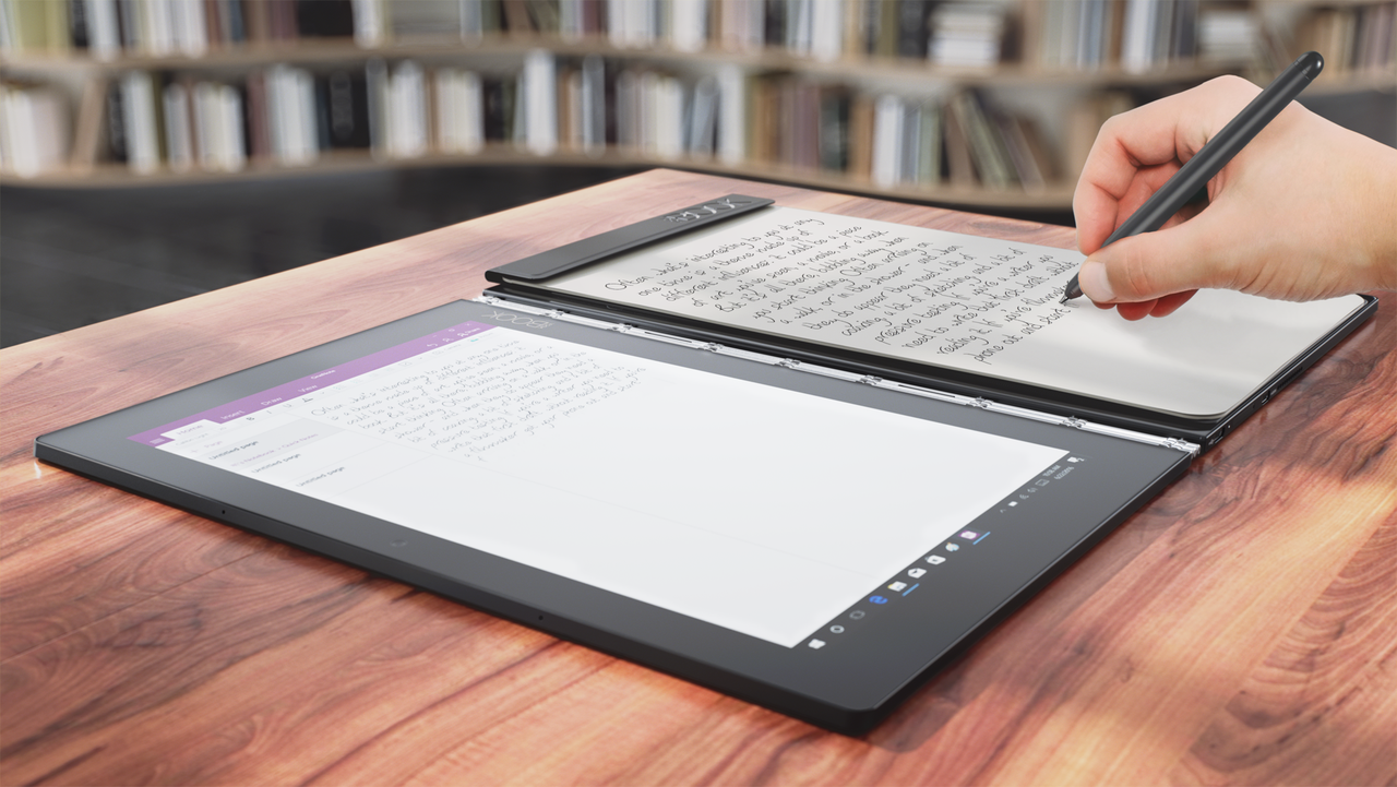 Lenovo's latest convertible tablet brings a drawing pad into the fold