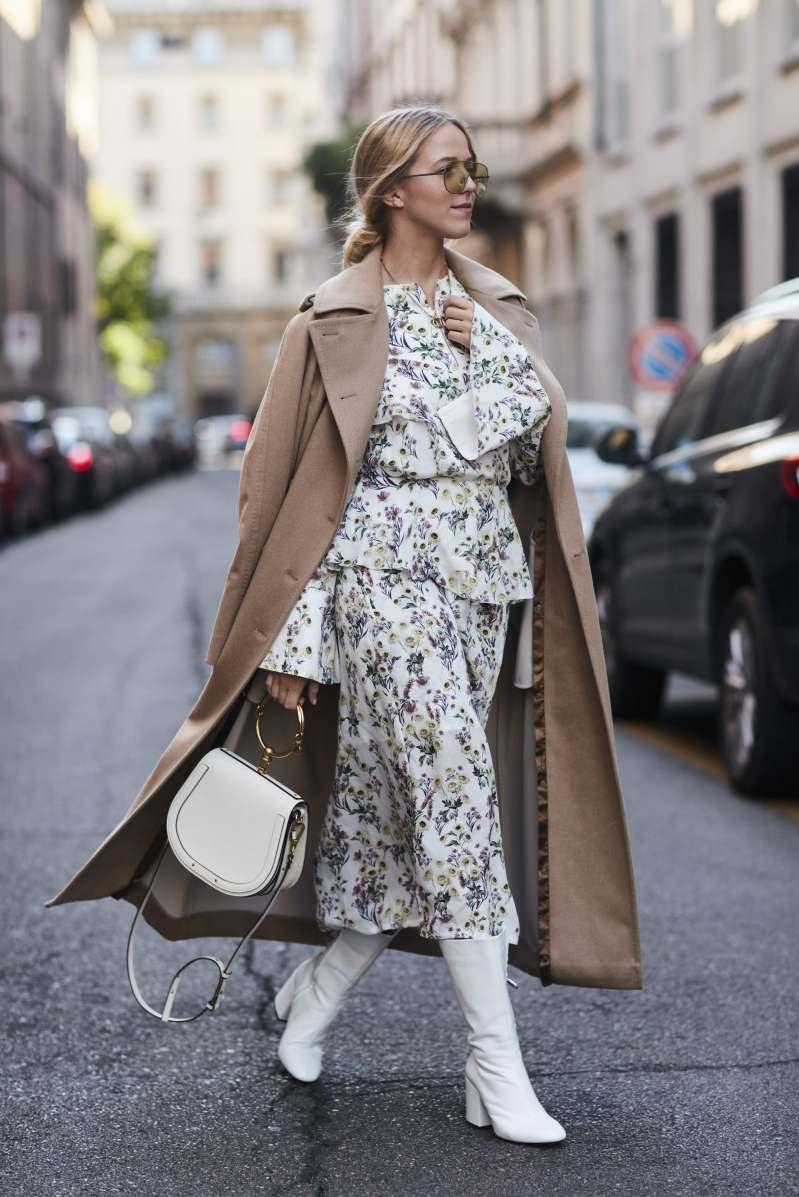 10 элегантных весенних пальт…