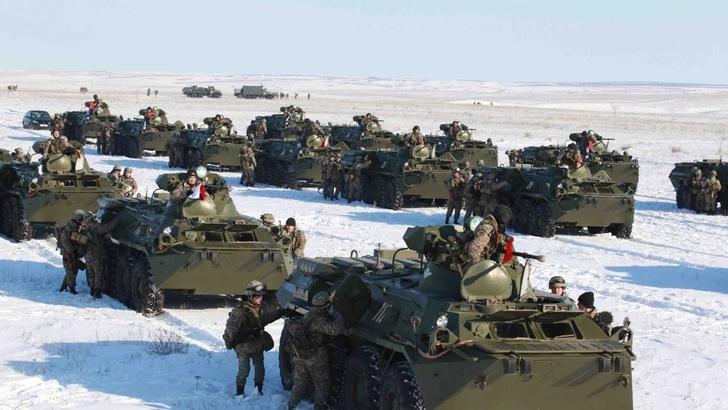 Три бригады ЦВО в Самарской области укомплектованы вооружением на 100%