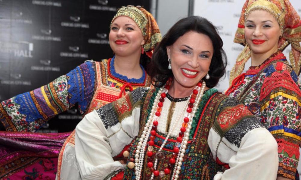 Надежда Бабкина и «Порошенко» возмутили Украину