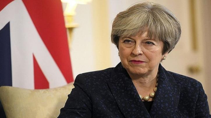 Тереза Мэй: Британия не прот…