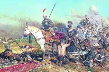Истории от Олеся Бузины: Полтавское ханство потомков Мамая