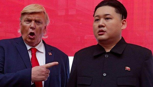 «Он ищет поддержку»: политологи оценили встречу Трампа и Ким Чен Ына