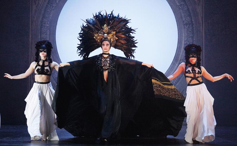 Московский Губернский представляет: «Калигула» - спектакль без слов