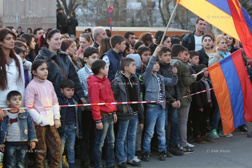 Онижедети-2. Армения
