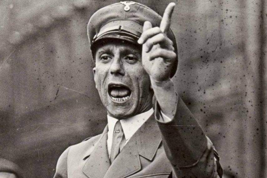 Князь лжи. Как Геббельс из поклонника России превратился в рупор рейха