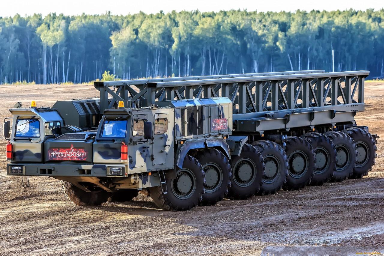 Россия намерена производить собственные шасси для ракетных комплексов