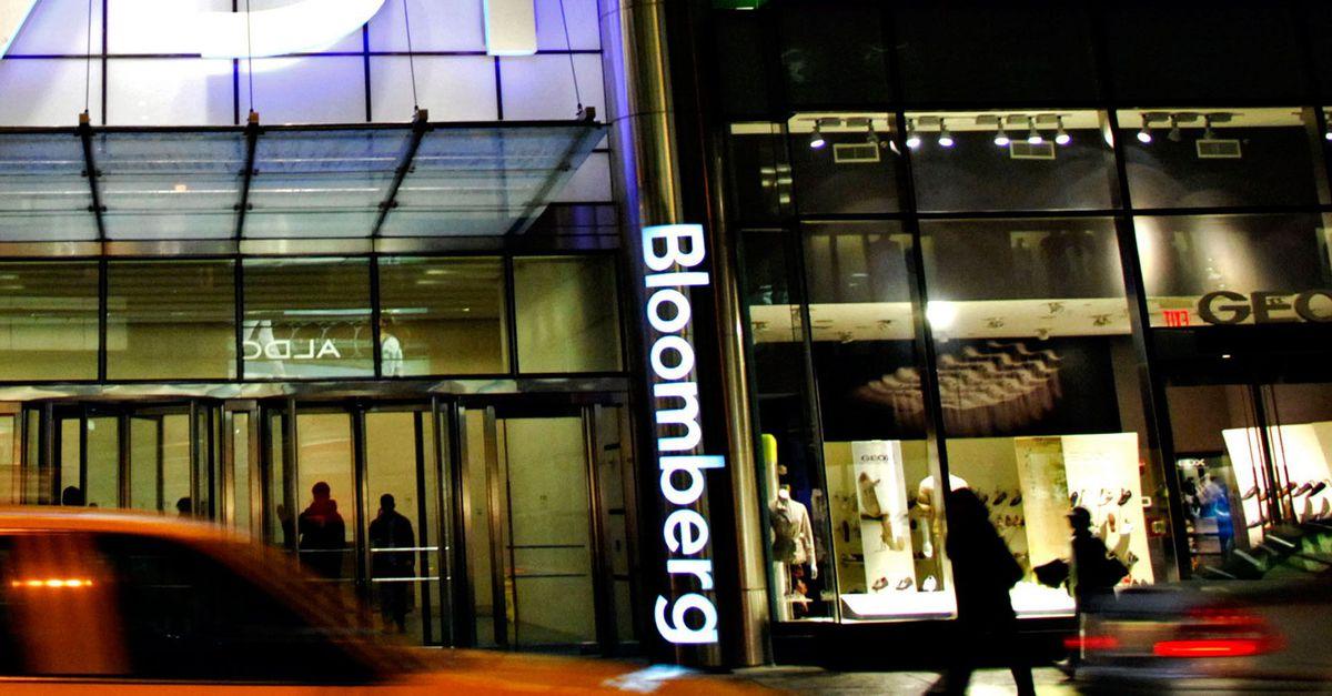 Прогнозы Bloomberg – сюжеты для фантастических фильмов? Роман Тихонов