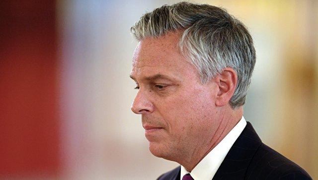 Посол США назвал условие для снятия санкций с России