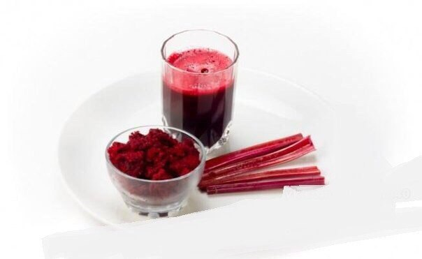 Фруктово-овощная смесь при анемии