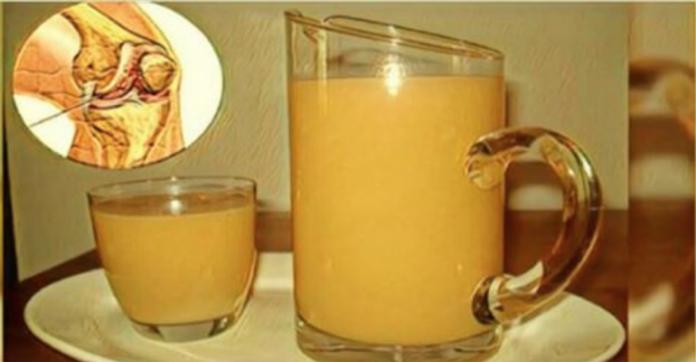 Укрепите колени, восстановите хрящи и связки: Лучший напиток!