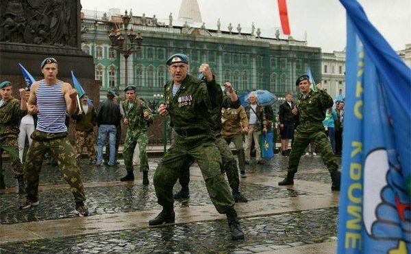 ВДВ РФ VS Морская пехота США…