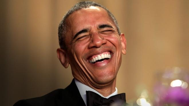 Последний анекдот про Обаму