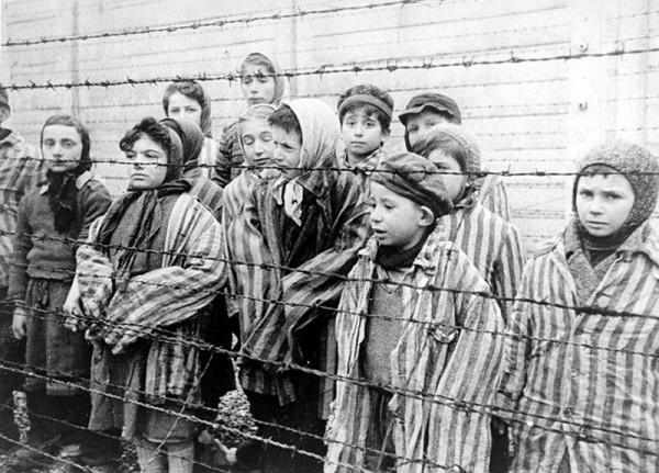 Война и дети: два года еврей…