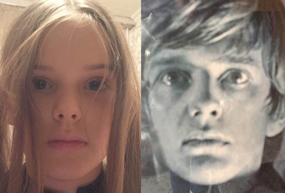 Дочь Александра Абдулова 11-летняя Женя выбрала папину дорогу в жизни