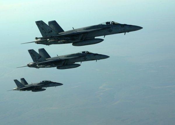 Наше дело предупредить: удар США по Сирии приведет к чудовищным проблемам