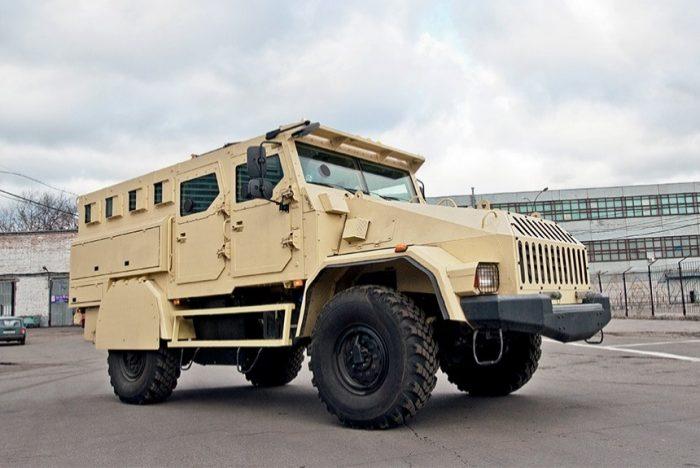 Живучие бронеавтомобили: Русские «горцы» испытают южные рубежи США