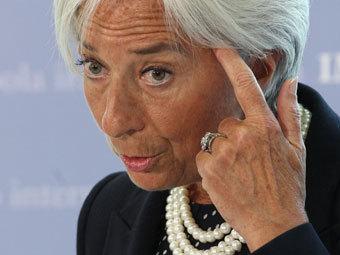 Глава МВФ: «Если Сбербанк России участвует в санкциях против России — санкции вечны»