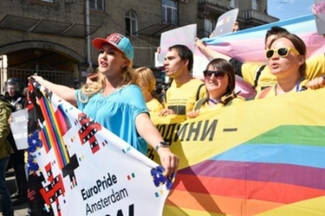 Прощай, гомофобная Россия!